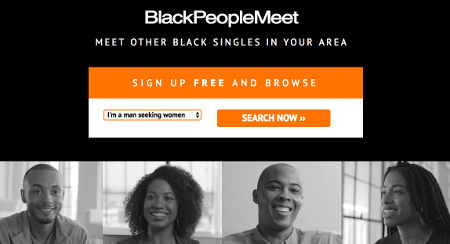 dating site for black singles