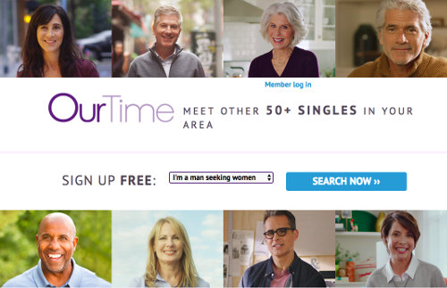 dating sites for over 50 years old