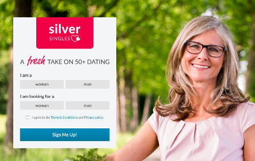 dating websites for over 50 year old silversingles