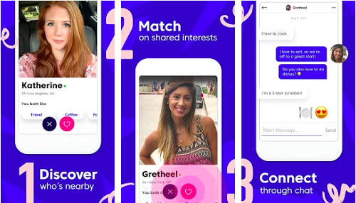 tinder alternative and replacement